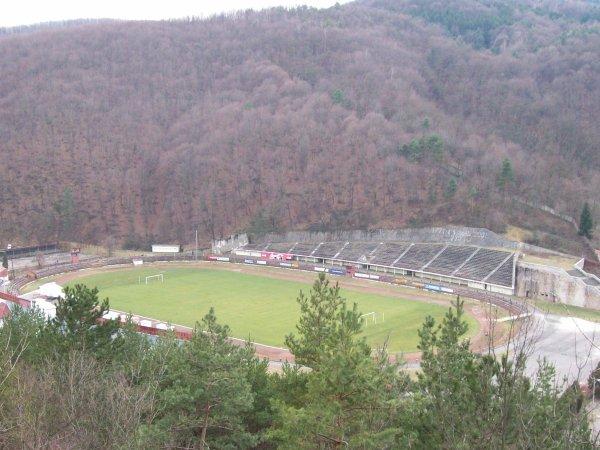 Stadionul Mircea Chivu, Reşiţa