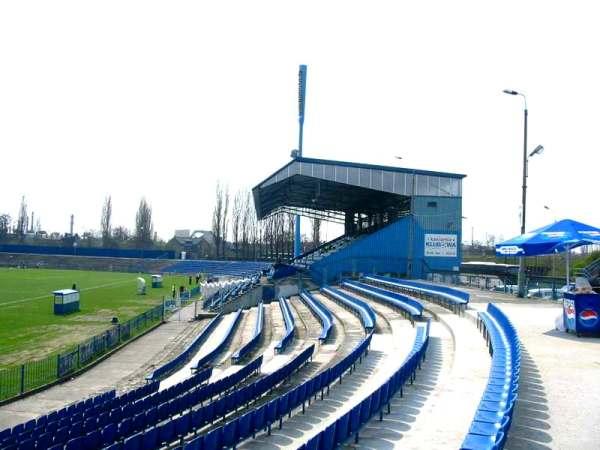 Stadion Miejski ul. Cicha, Chorzów