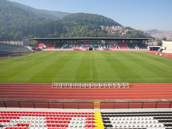 Gradski Stadion, Užice