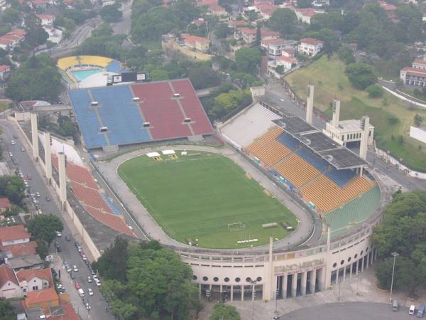 Estádio Municipal Paulo Machado de Carvalho, São Paulo, São Paulo