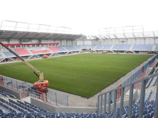Stadion Piast, Gliwice
