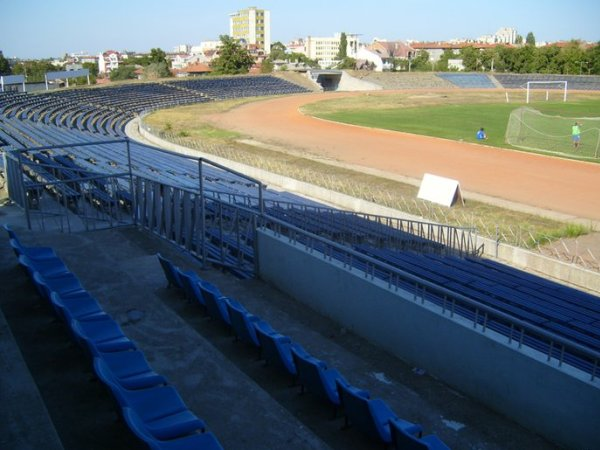 Stadion Louis Eyer, Silistra