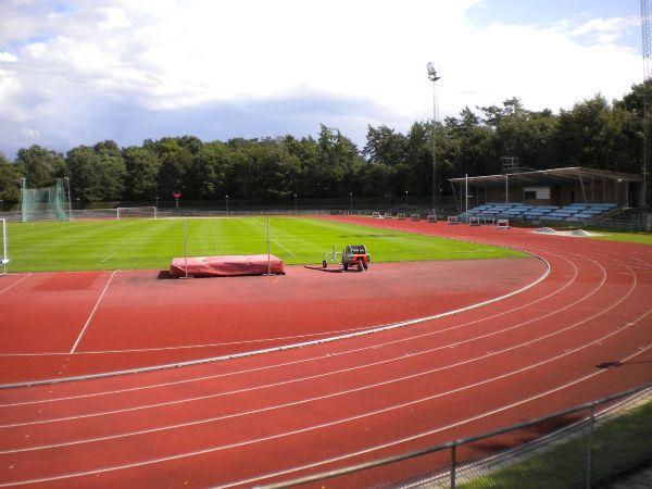 Tårnby Stadion, Kastrup