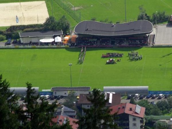 Lindenstadion, Hippach