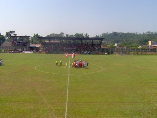 Estadio Municipal Santa Lucía, Malacatán