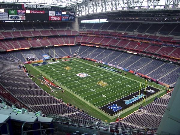NRG Stadium, Houston, Texas