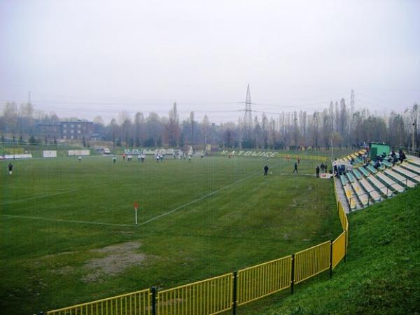 Stadion Rozwoj, Katowice