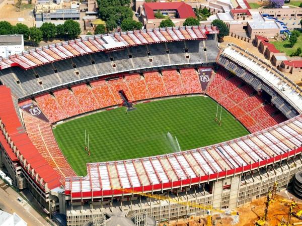 Ellis Park Stadium, Johannesburg, GA