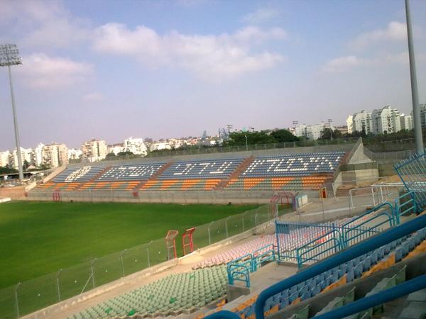 Sela Stadium, Ashkelon