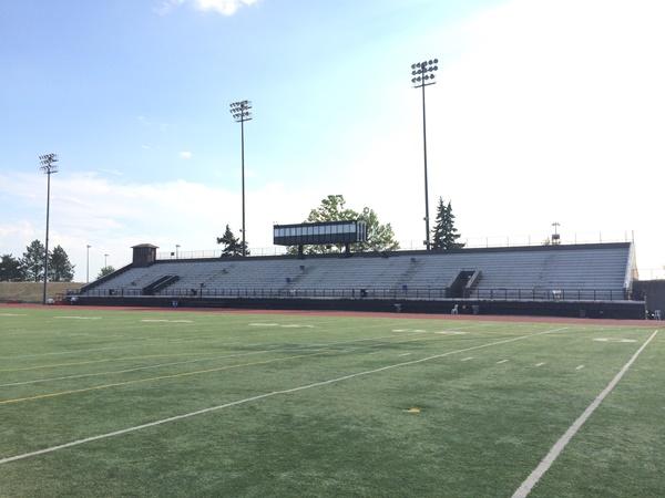 Centennial Park Stadium, Etobicoke, Ontario