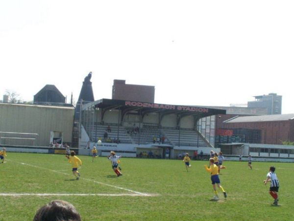 Rodenbachstadion, Roeselare (Roulers)