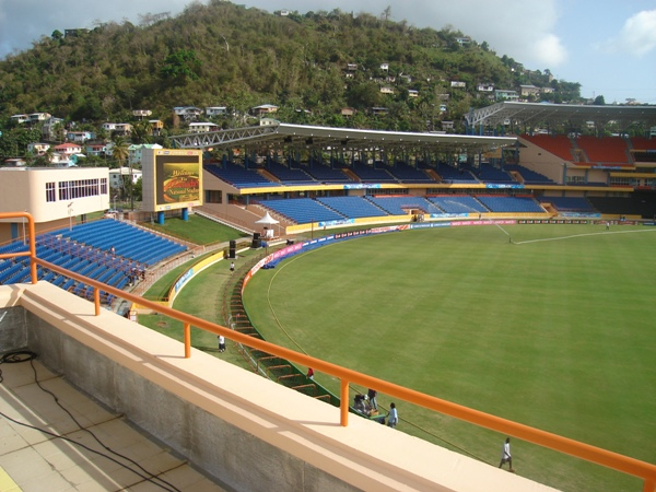 Cricket National Stadium, St. George's
