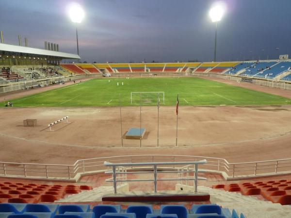 Al Shabab Mubarak Alaiar Stadium, Al Jahra
