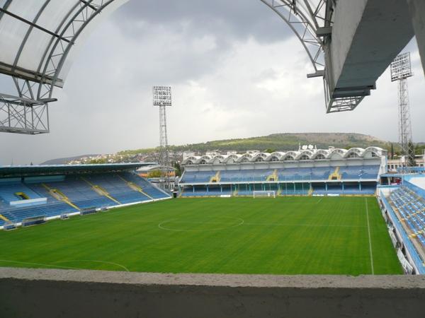 Stadion Pod Goricom, Podgorica