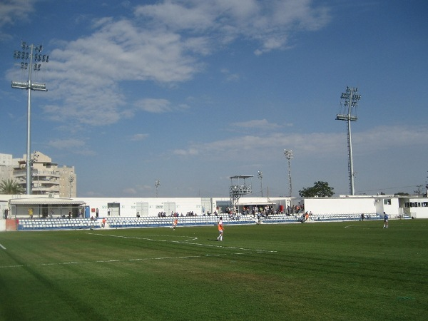 Yankele Grundman Stadium, Ramat-ha'Sharon