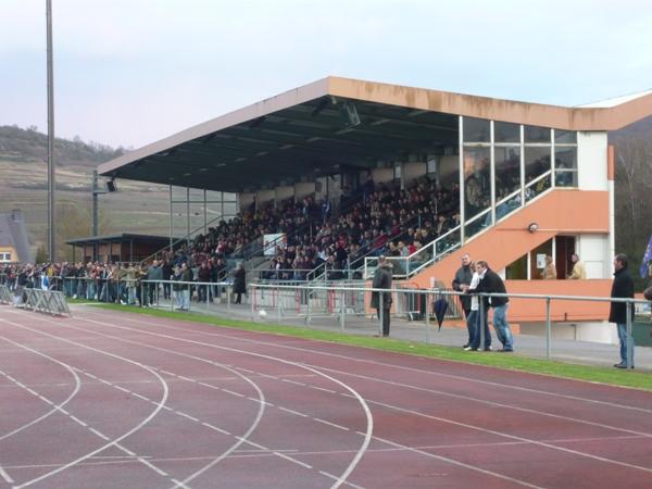 Stade op Flohr, Gréiwemaacher (Grevenmacher)