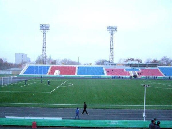 Ortalıq Stadion, Pavlodar