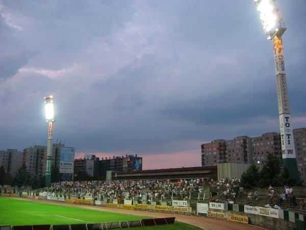 Rohonci úti stadion, Szombathely