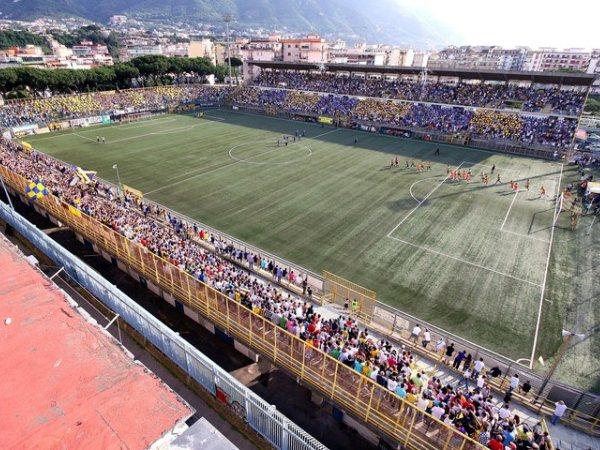 Stadio Comunale Romeo Menti, Castellammare di Stabia