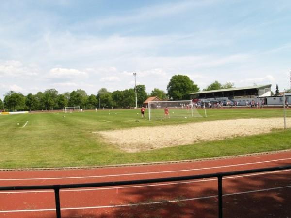Stadion Camper Höhe, Stade