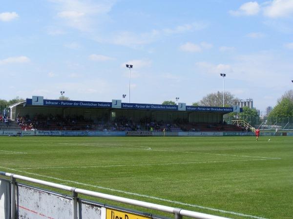 Stadion am Badeweiher, Marl-Hüls