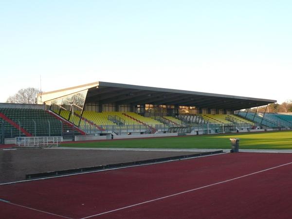 Stade Josy Barthel, Lëtzebuerg (Luxembourg)