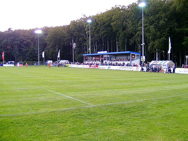 Waldsportplatz, Malchow