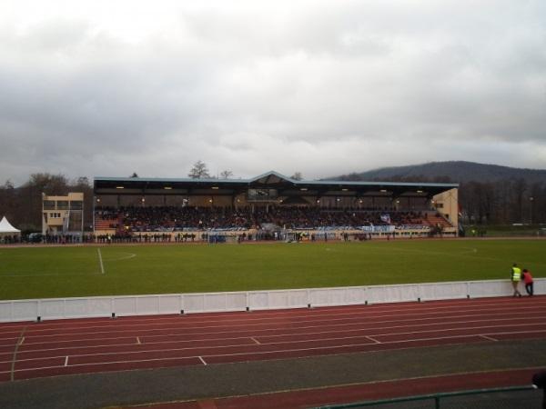Stade Roger-Serzian, Belfort