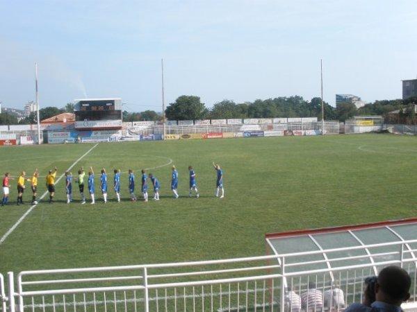Igralište NK Podravina, Ludbreg