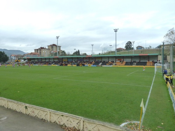 Estadio La Florida, Portugalete