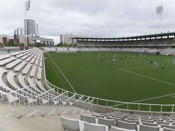 Estadio Municipal Feixa Llarga, L'Hospitalet de Llobregat