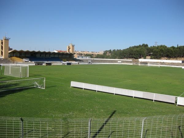 Estadio Municipal Ciudad de Tudela, Tudela