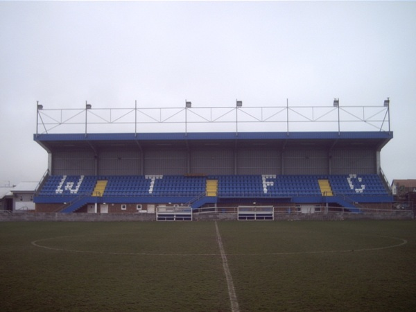 Turnbull Ground, Whitby, North Yorkshire
