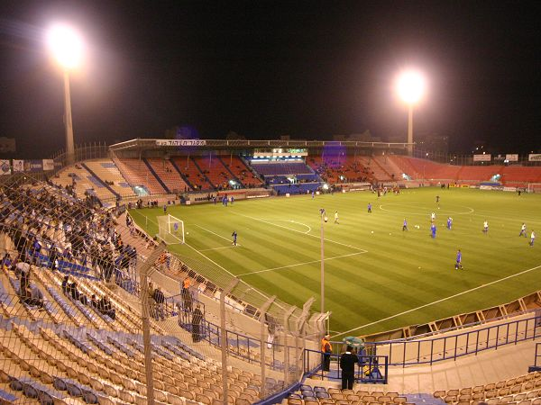 Bloomfield Stadium, Tel-Aviv-Yāfā (Tel-Aviv)