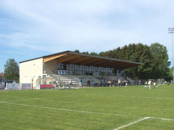 Stade Alfred Ducarme, Hannut