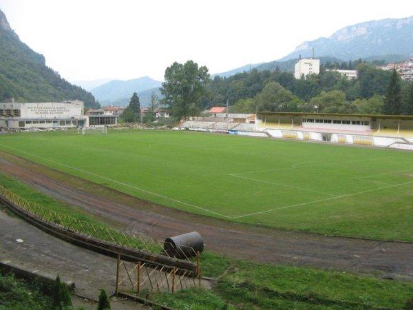 Stadion Georgi Benkovski, Teteven
