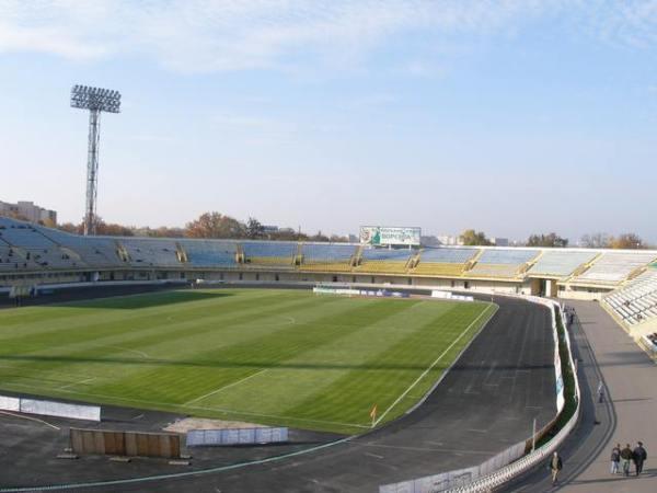 Stadion Vorskla im. Oleksiya Butov'skogo, Poltava