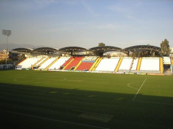 Stadio Georgios Kamaras, Athína (Athens)