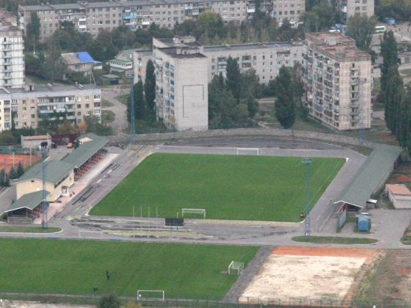 Stadion Ynist', Komsomol's'k