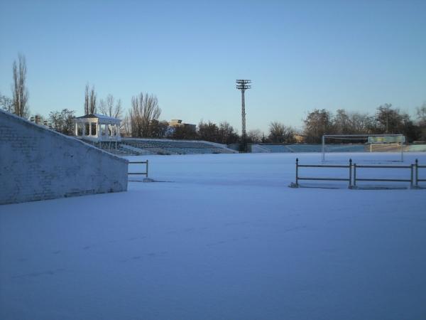 Stadion Avanhard, Kramators'k