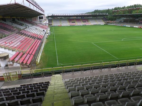 Estadio Municipal de El Plantío, Burgos