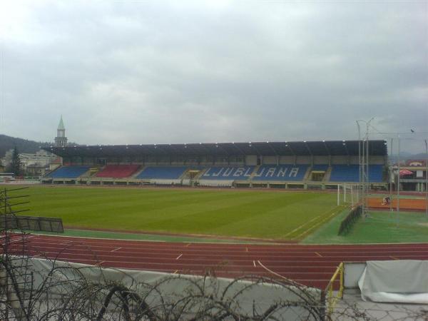 Štadion ŽŠD, Ljubljana
