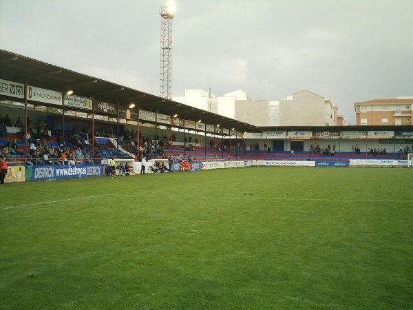 Estadio Municipal La Constitución, Yecla