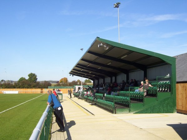 The Carlsberg Stadium, Biggleswade, Bedfordshire