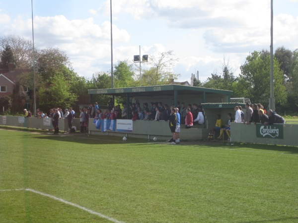 The Armadillo Stadium, Abingdon, Oxfordshire