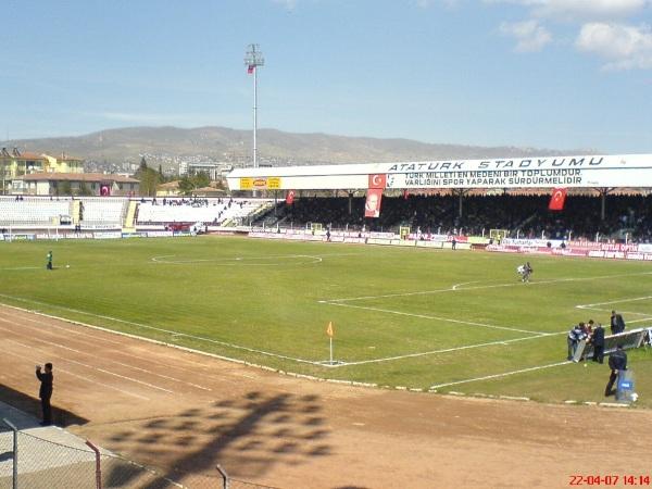 Elaziğ Atatürk Stadyumu, Elaziğ