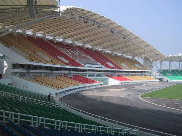 Wuhan Sports Center Stadium, Wuhan
