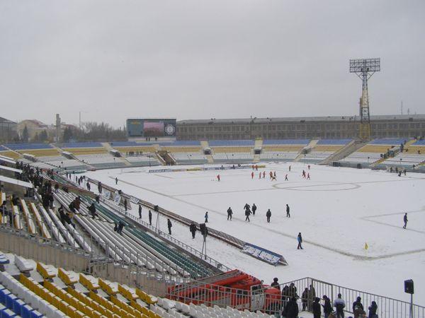 Stadion Avanhard, Luhans'k (Lugansk)