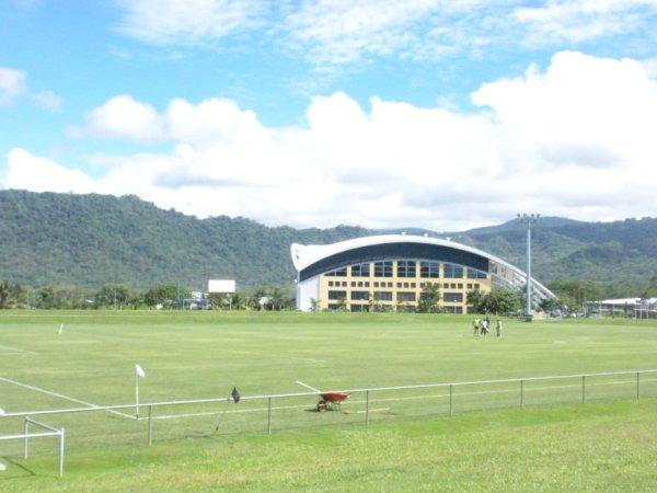 J.S. Blatter Football Complex Tuanaimato Field 1 (Main Stadium), Apia