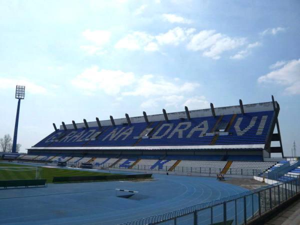 Stadion Gradski vrt, Osijek